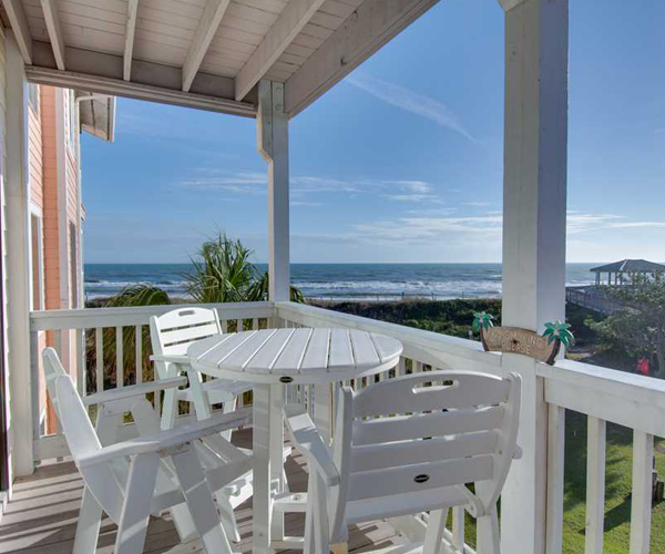 Featured Property of The Week Pebble Beach D207 - Patio