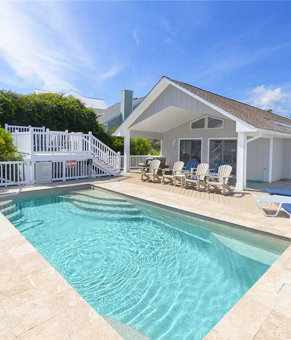 The Happy Place - Vacation Rental with Pool