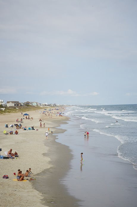 Oceanfront Vacation Rentals in Emerald Isle NC