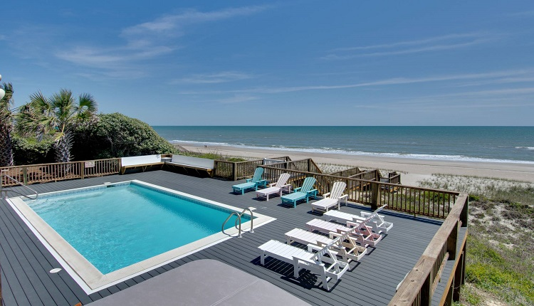 Emerald Isle vacation rentals make you feel right at home