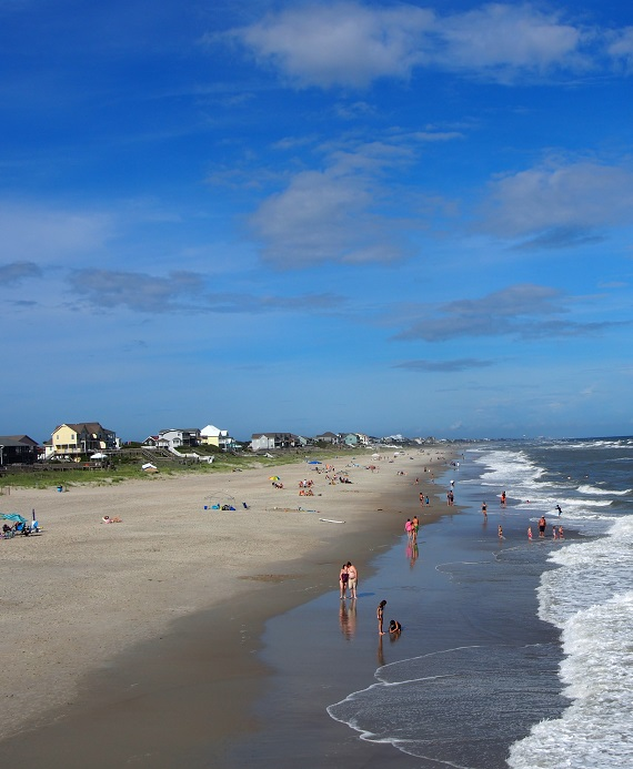 Vacation Rentals on North Carolina's Crystal Coast