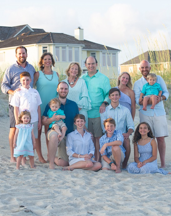 Family Reunions in Emerald Isle, NC