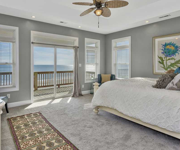 Featured Property Luxury Sands - Bedroom 1