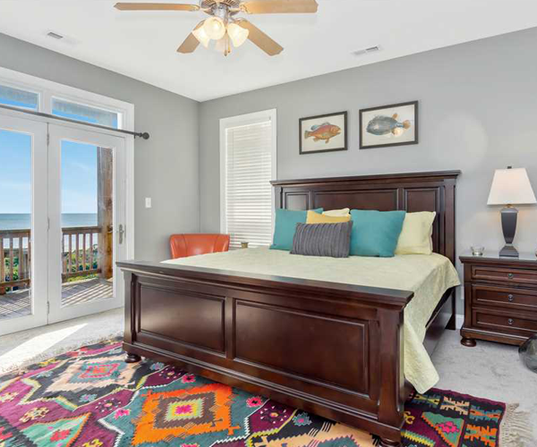Featured Property Luxury Sands - Bedroom 4