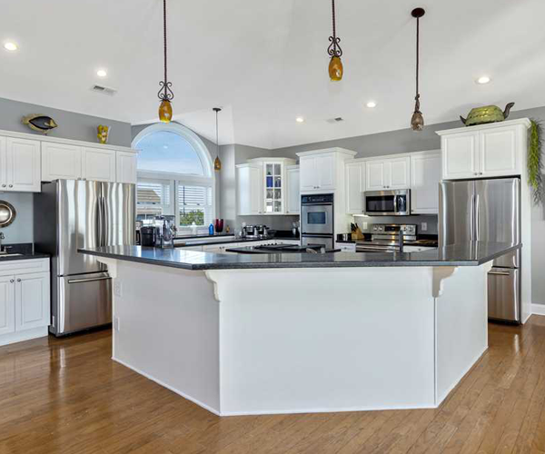 Featured Property Luxury Sands - Kitchen