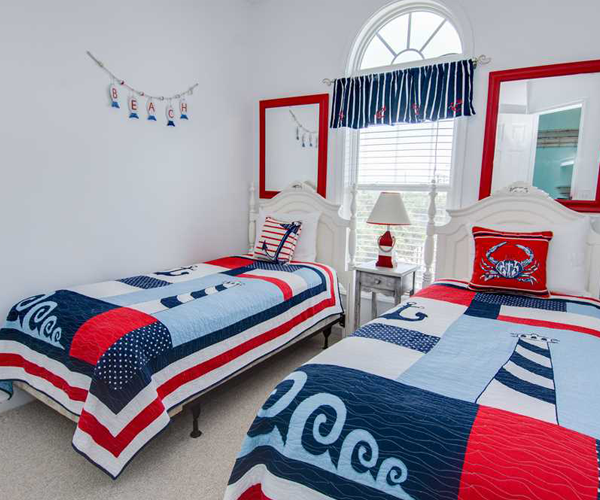 Featured Property Simple Blessings West - Bedroom 3