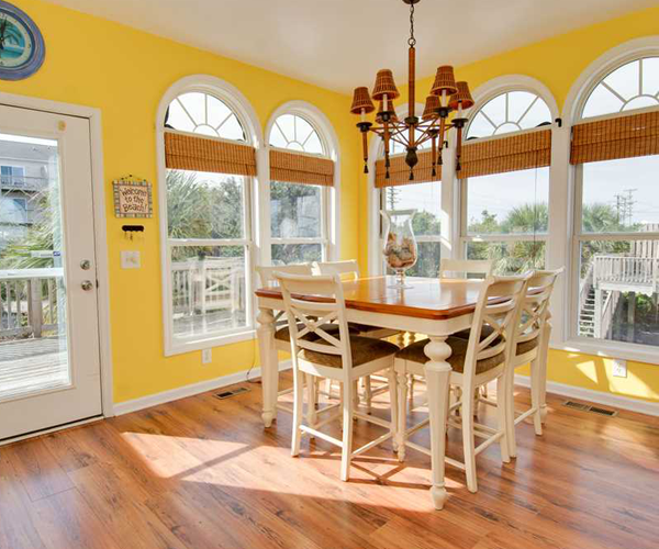 Featured Property Simple Blessings West - Dining