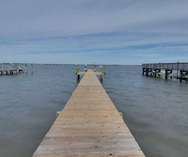 Featured Property Simple Blessings West - Dock