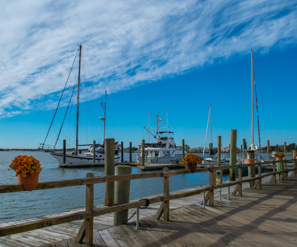 Where to Go for a Couple's Weekend Getaway in North Carolina - Beaufort