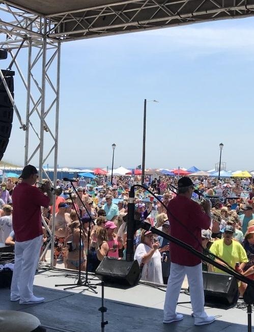 Atlantic Beach Beach Music Festival