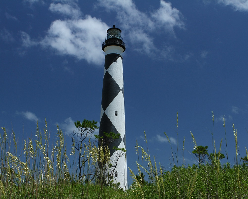 Cape Lookout Lighthouse - Outdoor Adventure Activities for Adults on the North Carolina Coast