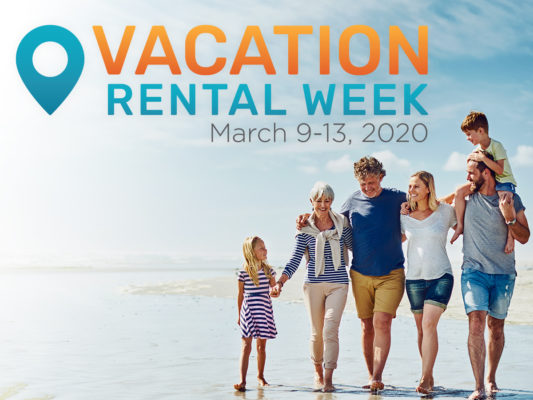 Vacation Rental Week Featured