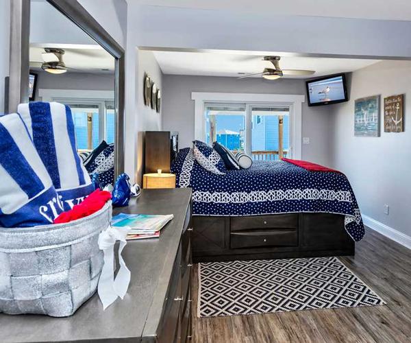 Featured Property Tradewinds East - Bedroom 4