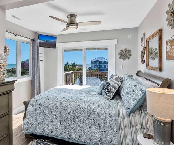 Featured Property of The Week Tradewinds East - Bedroom Window