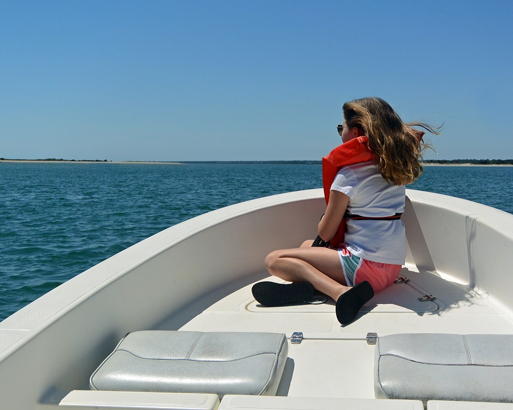 Boating - Best Outdoor Water Activities on the North Carolina Coast