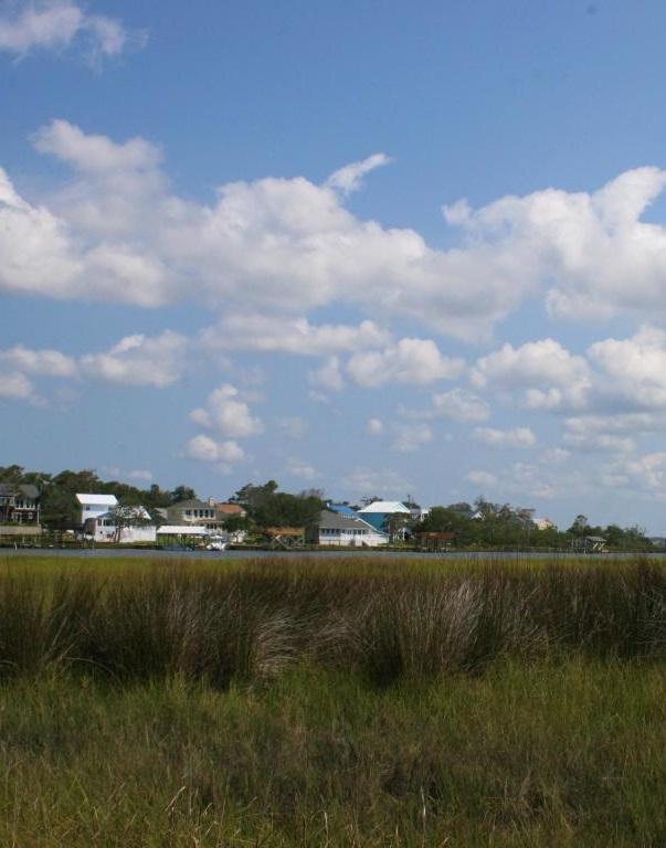 Soundside Homes in Emerald Isle NC