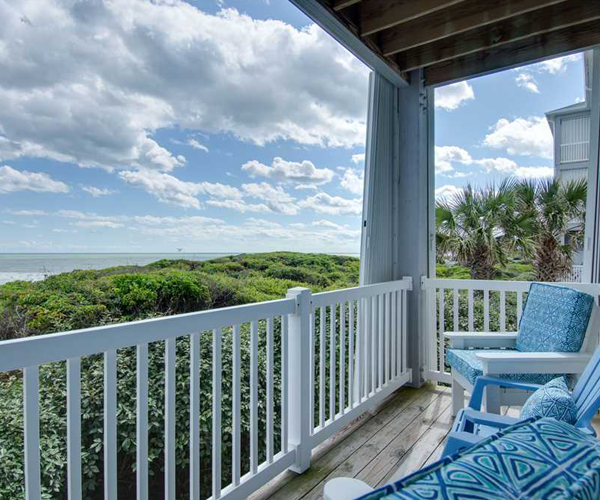 Featured Property Ocean Club A-103 - Balcony