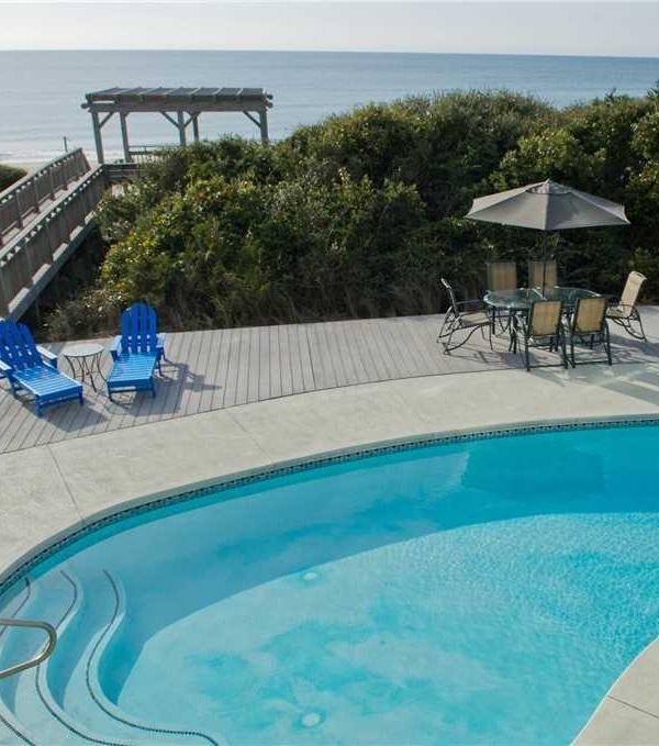Aqua by the Sea - Oceanfront Rental in Emerald Isle, NC