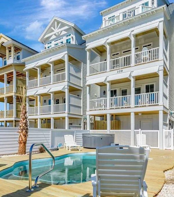 Boardwalk Bungalow - Atlantic Beach, NC Vacation Rental