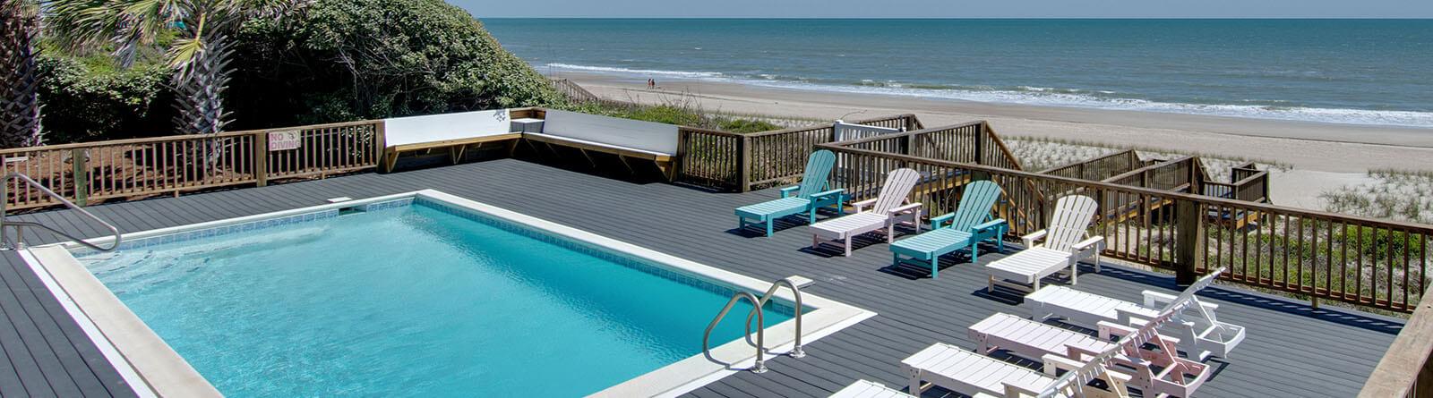 Luxury Vacation Rentals in Emerald Isle and North Carolina's Crystal Coast