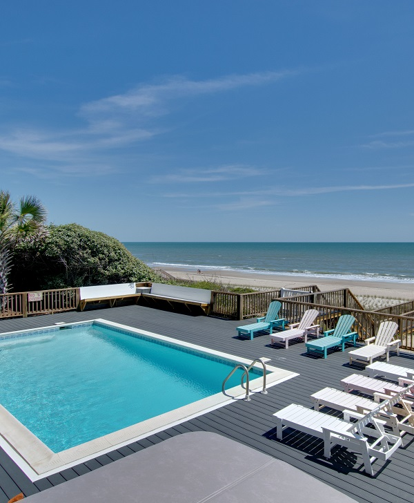 Luxury Vacation Rentals in Emerald Isle and North Carolina's Crystal Coast