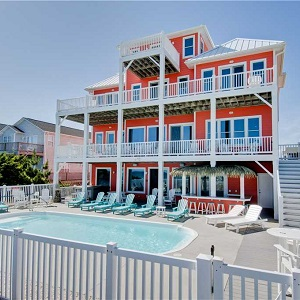 Large Group Vacation Rentals in Emerald Isle, NC