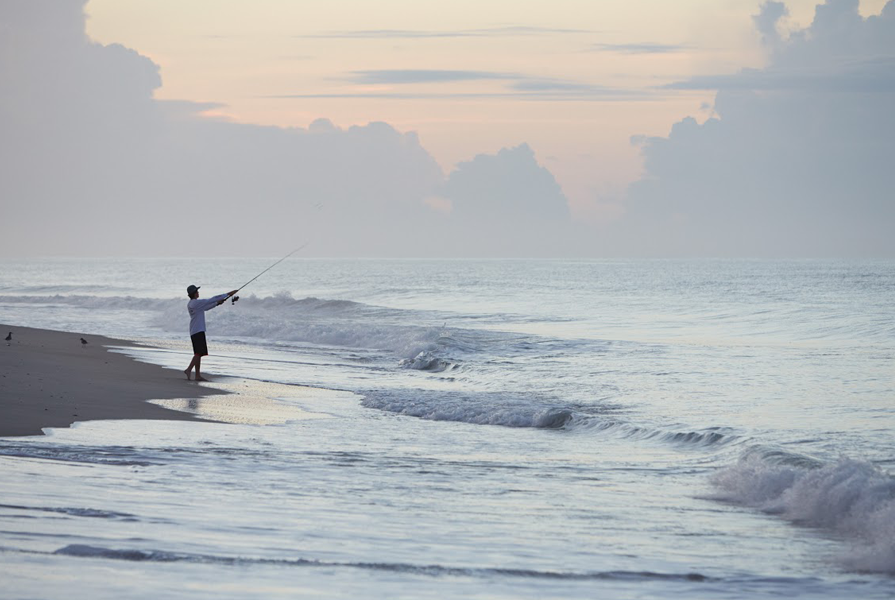 Check out popular fishing spots in Emerald Isle NC
