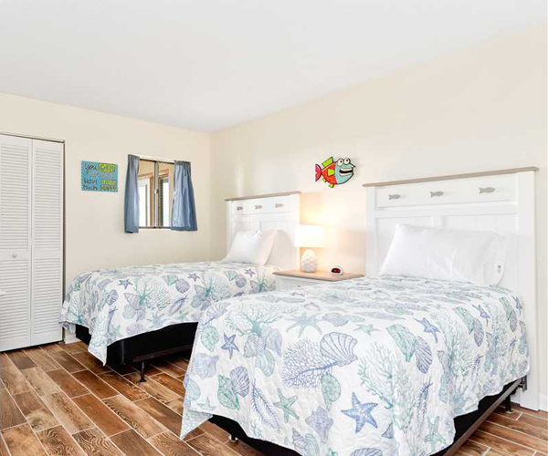 Featured Property Sound of The Sea 614W - Bedroom 2