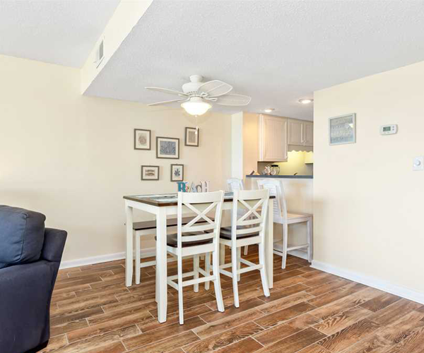 Featured Property Sound of The Sea 614W - Dining 2