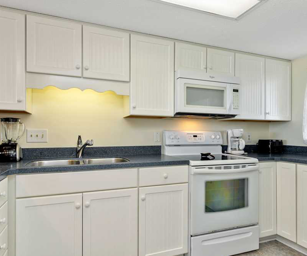 Featured Property Sound of The Sea 614W - Kitchen