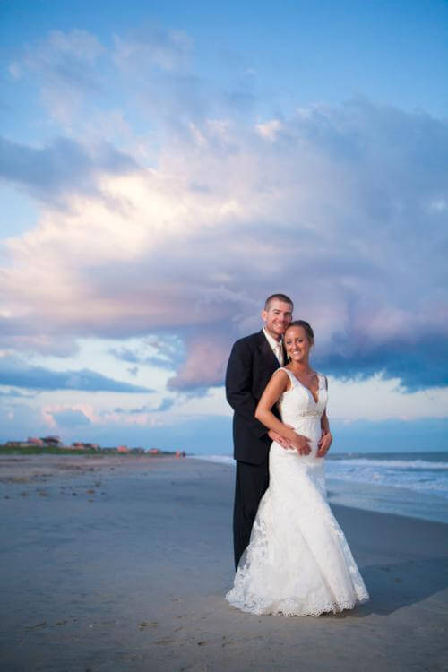 Photos of Beach Weddings in Emerald Isle, NC