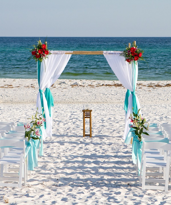 Vendors for Beach Weddings in Emerald Isle