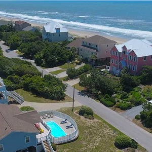 Group Rentals on North Carolina's Crystal Coast