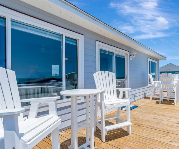 Featured Property Ohana - Deck