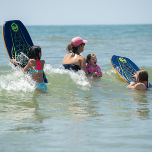 Enjoy outdoor activities in Emerald Isle while Coastal Distancing
