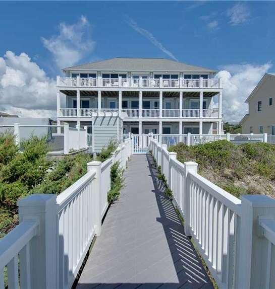 A Gathering Place - Wedding Vacation Rental in Emerald Isle, North Carolina