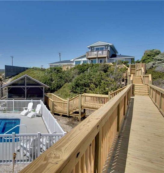 All About Bubbles - Wedding Home Rental on NC's Crystal Coast