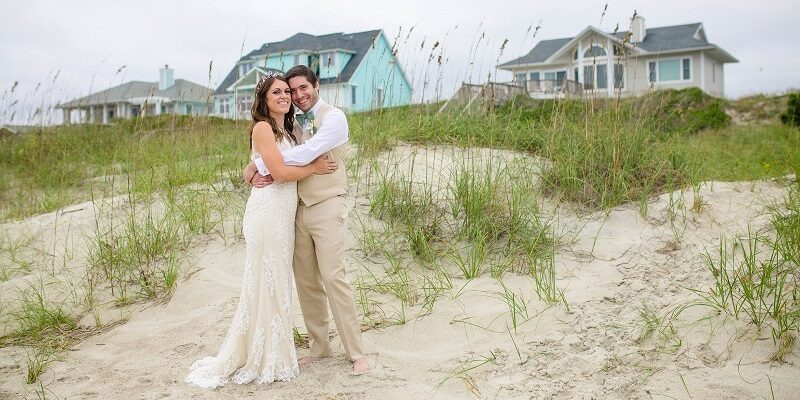 Find the Perfect Wedding Vacation Rental for Your Emerald Isle Beach Wedding