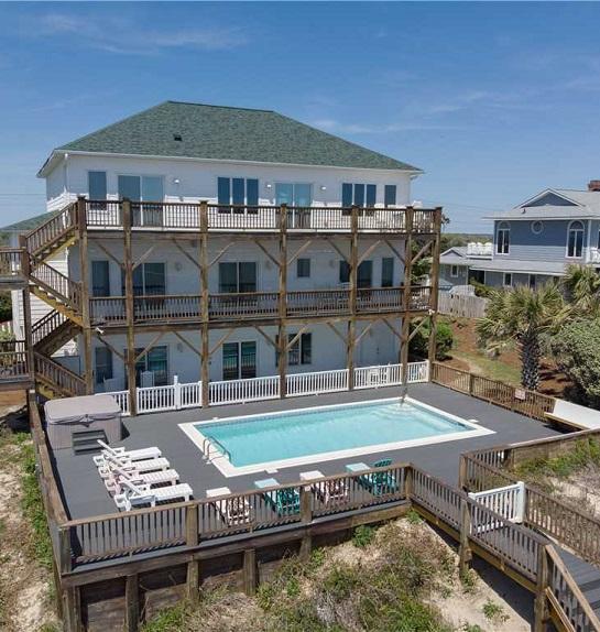 Sail Away - Wedding Beach House in Emerald Isle NC
