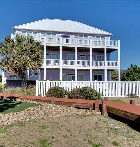 Summer Loving - Wedding Beach House in Emerald Isle NC