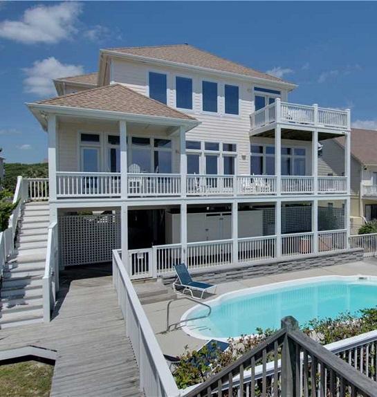 Surf Du Soleil - Wedding Beach House in Emerald Isle NC