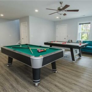 Stay safe and have fun with great amenities at your vacation rental