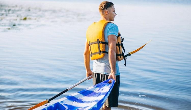 Go Kayaking on Bogue Sound