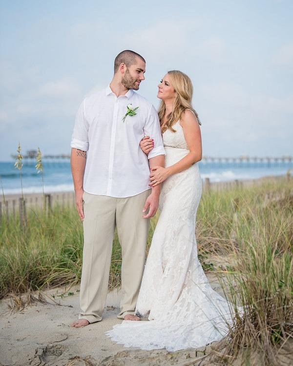 Destination Weddings on North Carolina's Crystal Coast