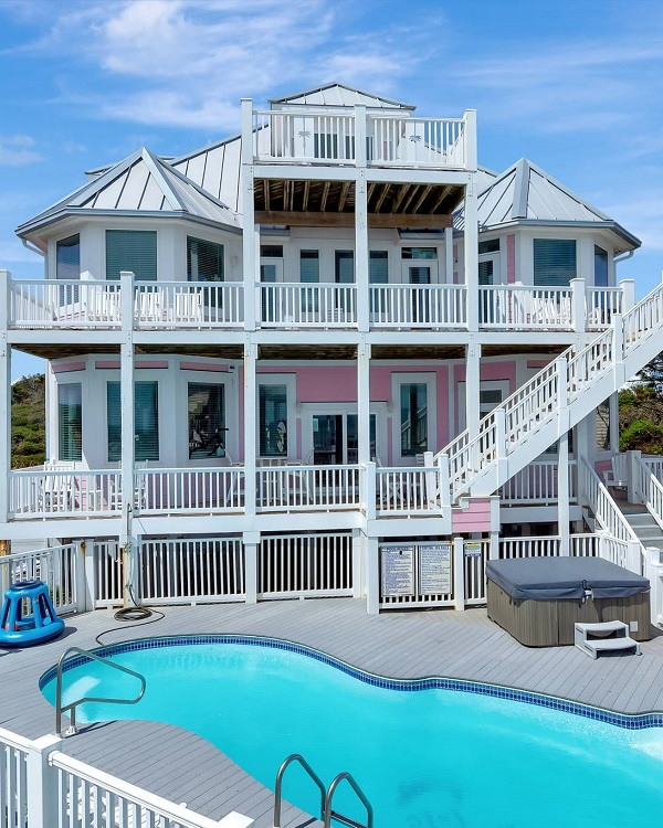 Large Group Rentals in Emerald Isle, NC