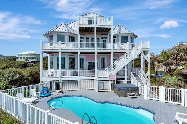 Book Vacation Rentals in Emerald Isle, NC