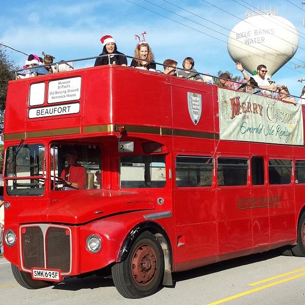 Holiday Artwalk & Homes Tour - Beaufort, NC
