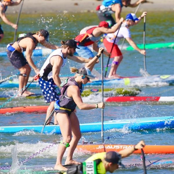Crystal Kai Sup Cup Race - Atlantic Beach, NC