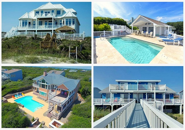 Best Selection of Emerald Isle Vacation Rentals