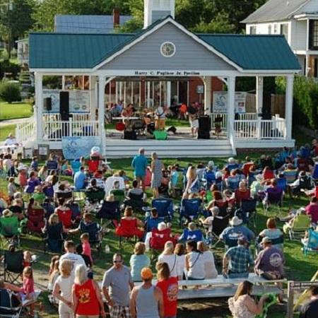 Swansboro Arts by the Sea Festival